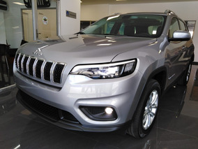 Jeep Cherokee Longitude Plus 2019 3.200 Cc 129.500.000
