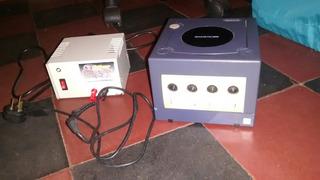 Nintendo Gamecube +fuente