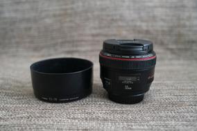 Lente Canon Ef 50mm 1.2 L Usm