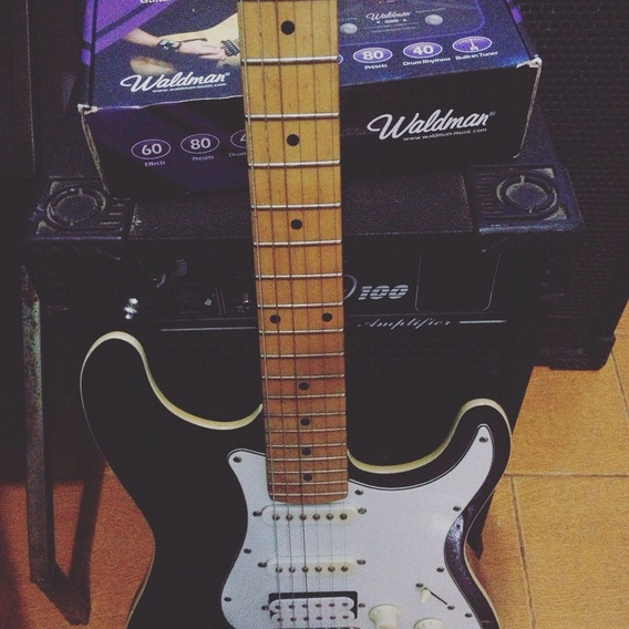 Guitarra+pedaleira