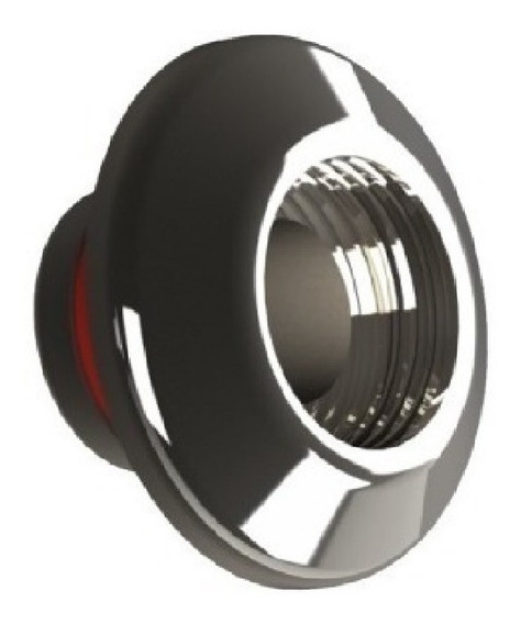 Kit Dispositivo Piscina Alvenaria Em Inox E Iluminação Tholz
