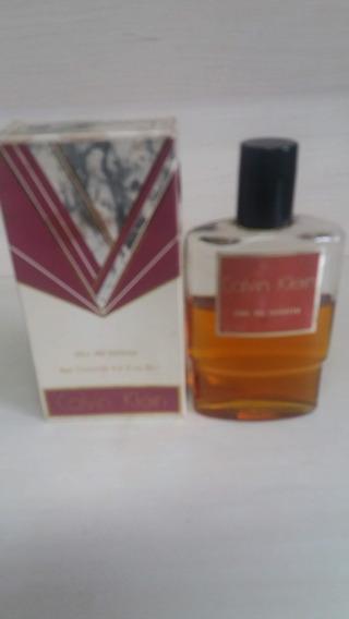 Perfume Vintage Calvin Klein