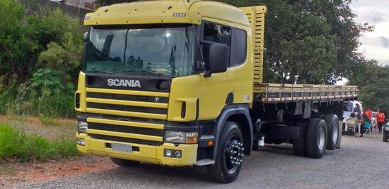 Scania P94 Carroceria Fs Caminhoes