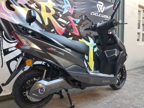 Scooter Electrica Sunra Hawk Litio Extraible 3000w 2021
