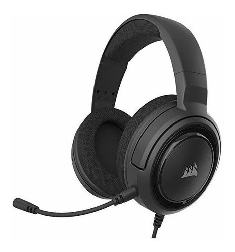 Auricular Corsair Hs35 Stereo Carbon Ps4/pc/xbox/switch