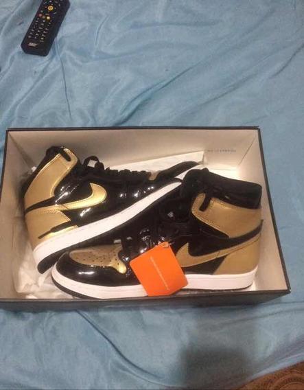 Nike Jordan Air Gold
