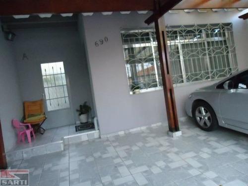 Imagem 1 de 15 de Residência Térrea - Churrasqueira - Piso Em Tacos ! - St16347