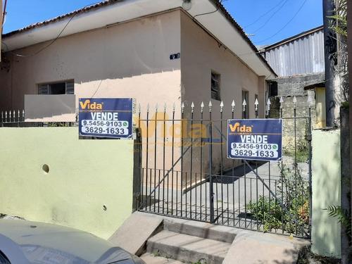 Casa Térrea A Venda  Em Km 18  -  Osasco - 45001