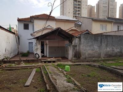 Excelente Ponto Comercial 240m² A/c E 492m² De Terreno - Casa Comercial Para Aluguel No Bairro Vila Augusta - Guarulhos, Sp - Sc00411
