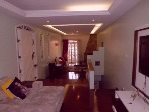 Sobrado Residencial À Venda, Jardim Textil, São Paulo - So6725. - Af17339