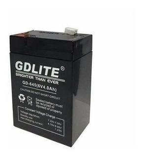 Batería Ciclo Profundo Juguetes 6 Volts 4 Amperes Ml2667