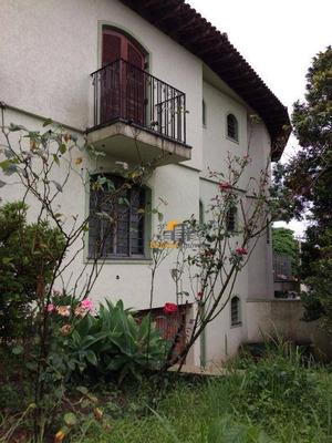 Sobrado Residencial À Venda, Jardim Ester Yolanda, São Paulo. - So3651