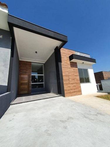 Casa Com 3 Dormitórios À Venda, 160 M² Por R$ 440.000,00 - Condomínio Golden Park Residence - Sorocaba/sp - Ca2535