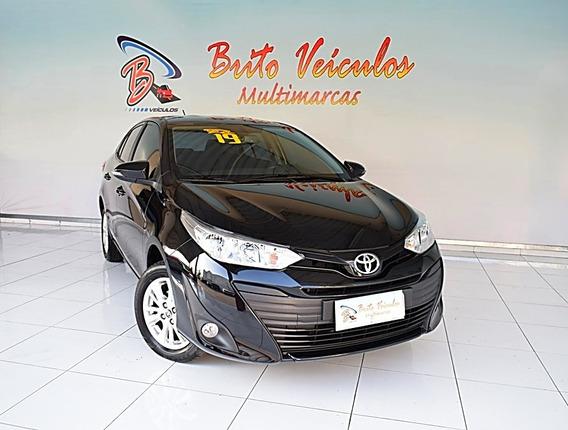 Toyota Yaris 1.5 16v Flex Sedan Xl Plus Tech Multidrive 2019