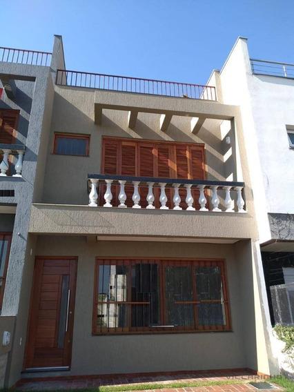 Villarinho Vende Diferenciada Casa 03 D -1 Su[ite No Portal Do Guarujá -r$ 560.000,00 - Excelente Construção E Acabamento. - Ca0549