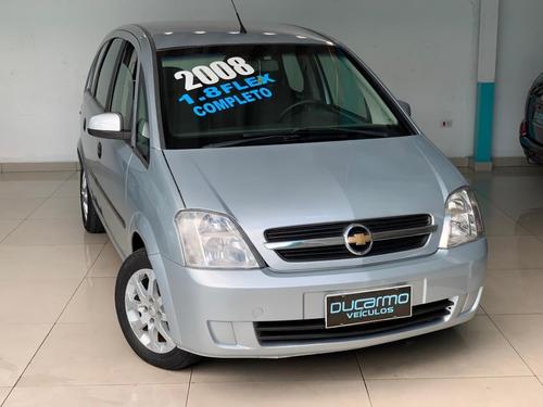 Imagem 1 de 12 de Chevrolet Meriva Joy 1.8 Flex 2008