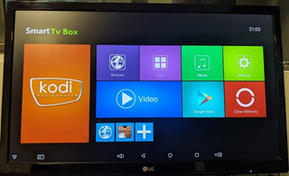 Tv Box Android Nogatv 4k Smartv