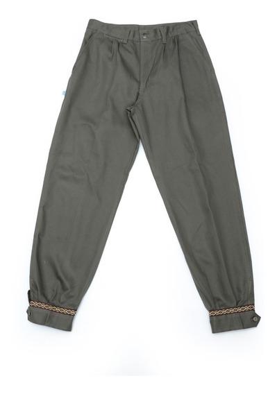 Pantalon Bombacha De Campo Ombu Con Guarda Pampa