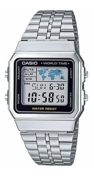 Relógio Casio Unissex Vintage A500wa-1df Original C/nf