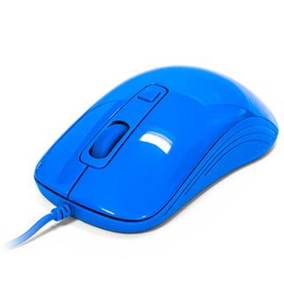 Mouse Optico Vorago Mo-102 Usb 1600dpi Varios Colores