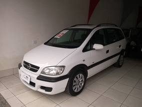 Chevrolet Zafira 2012 Único Dono Baixa Km 2.0 Comfort Flex