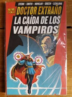 Marvel Gold - Doctor Extraño:la Caida De Los Vampiros Panini
