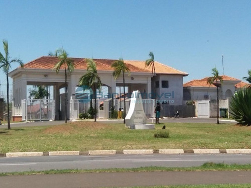 Terreno À Venda,  Condomínio Terras Do Fontanário - Paulínia/sp - Te00411 - 34416628