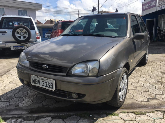 Ford Fiesta 1.0 Mpi Gl Class 8v Gasolina 4p Manual 2000/...