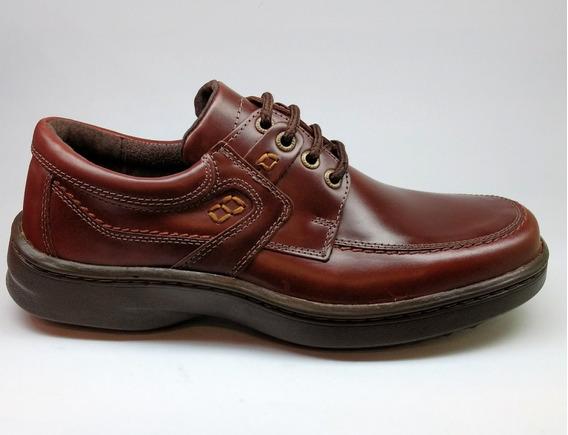 Zapatos Febo Cordon Cuero Envio Gratis