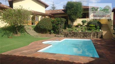 Casa Residencial À Venda, Recanto Inpla, Granja Viana. - Ca0237