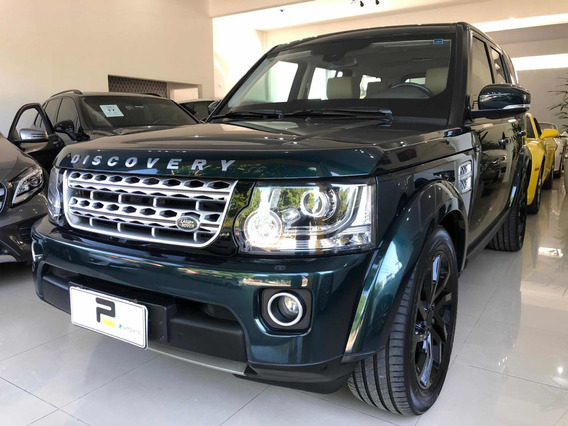 Land Rover Discovery 4 Hse Diesel