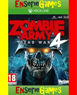 Zombie Army 4 Super Deluxe Warlords Of New York !!! Xbox One