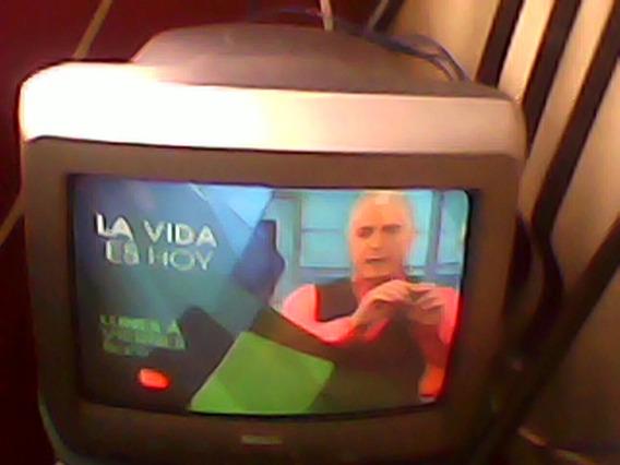 Televisor Memorex 14 Pulgadas Sin Control Remoto
