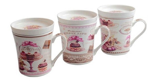 Mug Taza Ceramica Con Tapa