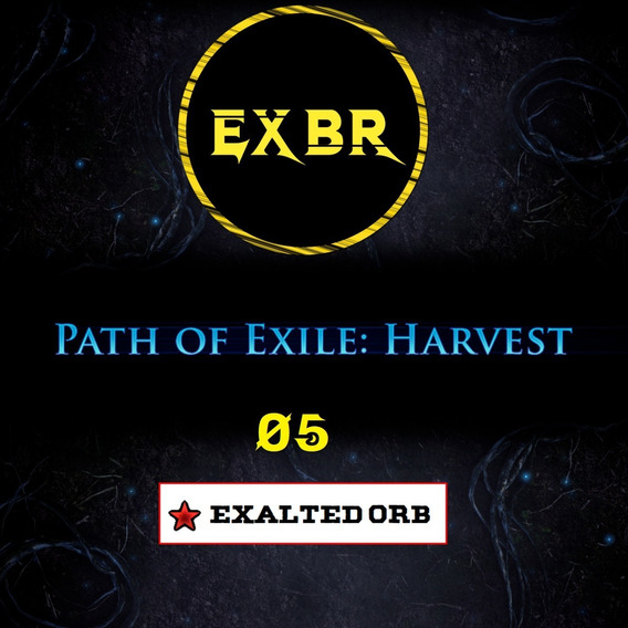 Exalted Orb - Path Of Exile - Currency - Poe - Orbe Exaltado