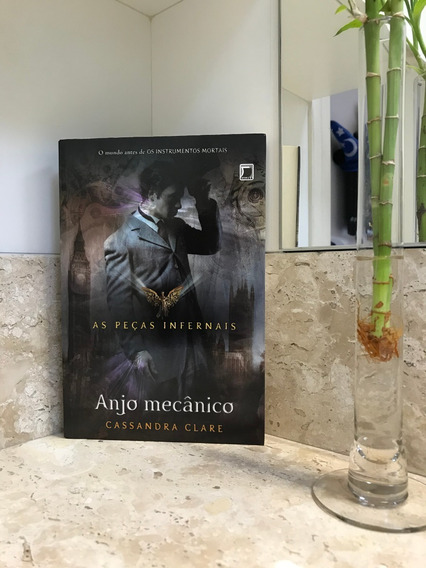 Anjo Mecânico - Cassandra Clare