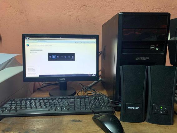Placa Mãe 775 Megawatt Mw-g31-m7 Dual Core Kit Completo