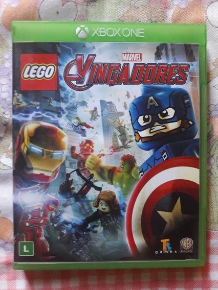 Lego Marvel Vingadores Xbox One Português