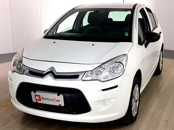 Citroën C3 1.2 Origine 12v Flex 4p Manual 2017/2018