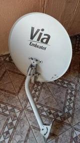 Antena Completa Com Lnb