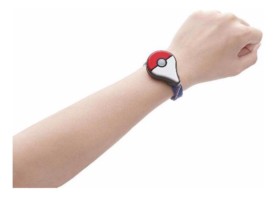 Pokemon Go Plus Inteligente Bluetooth Pulseira Pulseira Assi