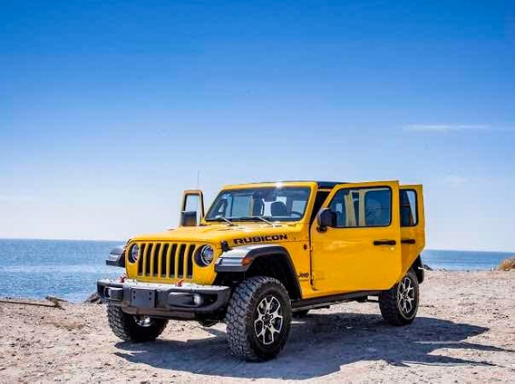 Jeep Rubicon Paquete Deluxe