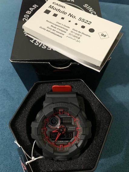 Relógio Masculino G-shock Ga-700-1adr Original