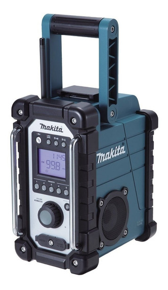 Radio Portatil Am/fm Bmr102 Makita A Bateria 18v