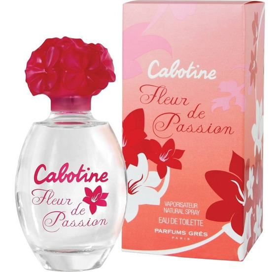 Perfume Grés Cabotine Fleur De Passion Feminino Edt 50ml