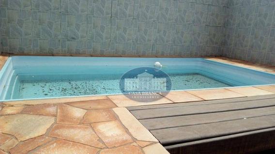 Casa Residencial Para Venda E Locação, Santana, Araçatuba. - Ca0689