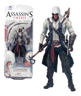 Assassins Creed Connor Mcfarlane Nuevo