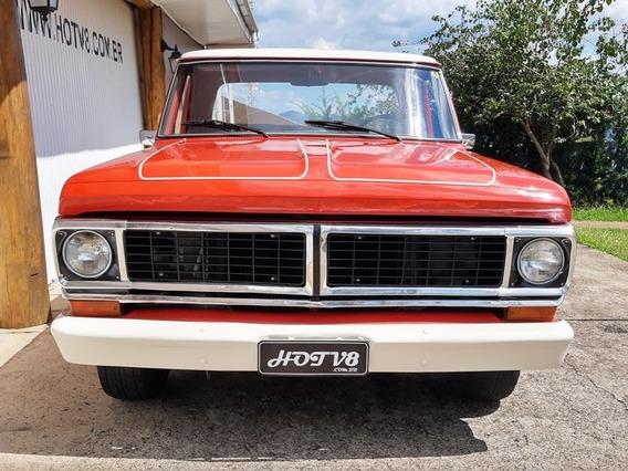 Hotv8 Vende Ford F-1000 1983 Original.