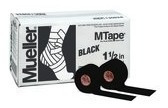 Mueller Cinta M Tape Negra 32 Rollos 3.8 Cm X 9.1 M