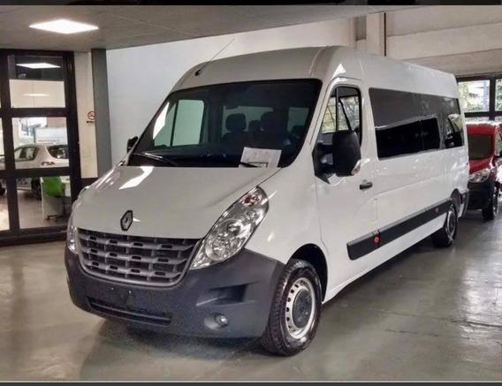 Master 2.3 Minibus 15 + 1 Patentada Entrega Inmediata! (aes)